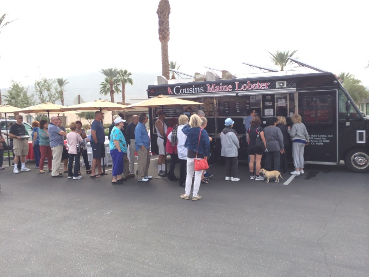 coachella valley food trucks humana challenge