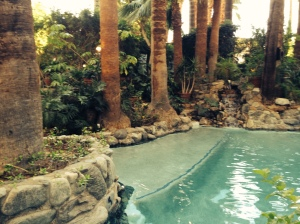 two bunch palms resort spa palm springs grotto