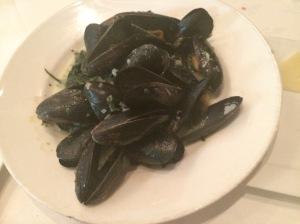 Cuistot Palm Desert Mussels